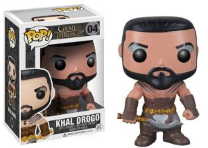 Khal Drogo - Game Of Thrones Funko Pop