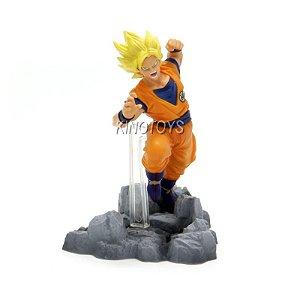 Goku Super Saiyan - DragonBall Super Soul x Soul Figure Banpresto