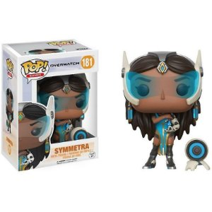 Symmetra - Overwatch Funko Pop Games