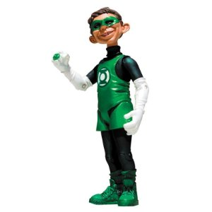 Mad - Green Lantern Just-us League of Stupid Heroes DC Collectibles