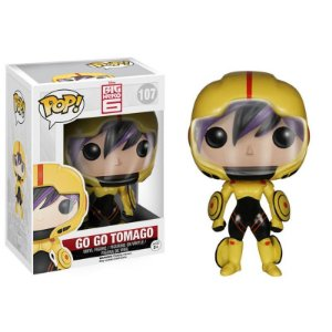 Go Go Tomago  - Big Hero 6 - Funko Pop
