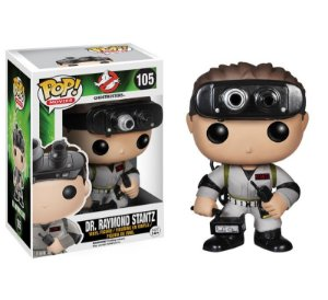 Dr. Raymond Stantz - Ghostbusters - Funko Pop Movies