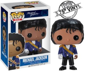 Michael Jackson - Funko Pop Rock