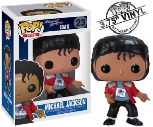 Michael Jackson - Beat It - Funko Pop Rock