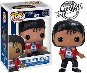 Michael Jackson - Beat It - Funko Pop Rock