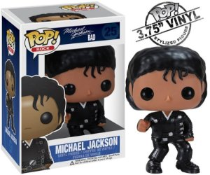 Michael Jackson - Bad - Funko Pop Rock
