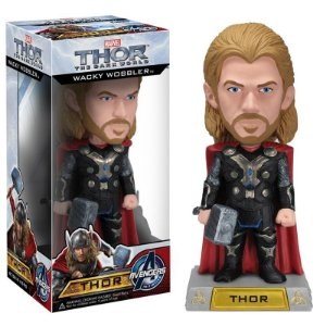 Thor The Dark World Funko Wacky Wobbler