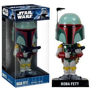 Boba Fett Star Wars Funko Wacky Wobbler