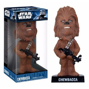 Chewbacca Star Wars Funko Wacky Wobbler