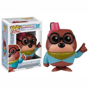 Morocco Mole (Moleza) Hanna Barbera Funko Pop Animation