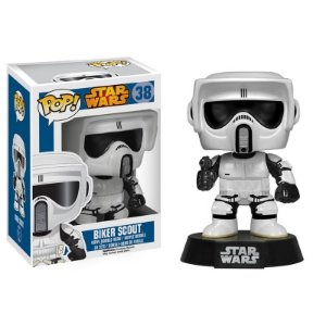 Biker Scout - Star Wars Funko Pop
