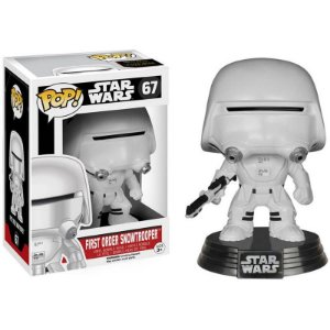 First Order Snowtrooper - Star Wars VII The Force Awakens Funko Pop