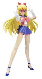 Sailor Moon Sailor V S.H.Figuarts Bandai