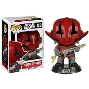 Sidon Ithano Star Wars VII Funko Pop