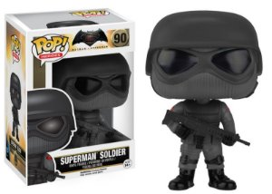 Superman Soldier - Batman vs Superman Funko Pop Heroes