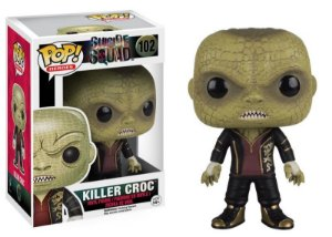 Killer Croc Suicide Squad Esquadrão Suicida Funko Pop Heroes