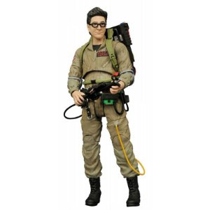 Egon Spengler  - Ghostbusters Série 1 Diamond Select