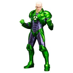 Lex Luthor The New 52 ArtFX+ Statue DC Comics Kotobukiya