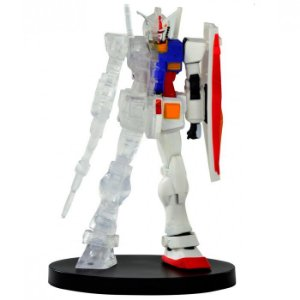 Gundam Weapon - Internal Structure Mobile Suit Gundam Banpresto