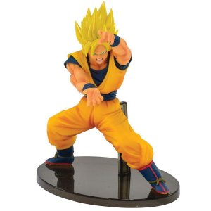 Super Saiyan Goku - Dragon Ball Super Chosenshiretsuden Vol.1 Banpresto