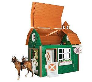 Academia de Equitação - Riding Academy Stablemates Breyer 1:32