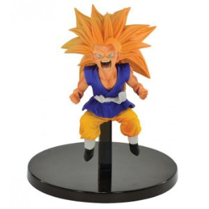 Son Goku Super Sayajin 3 - Dragon Ball Super - Fes Banpresto