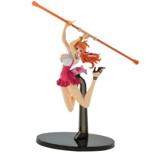 Nami - One Piece World Figure Colosseum Banpresto