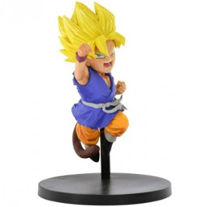 Son Goku Super Sayajin - Dragon Ball GT - Wrath of The Dragon Banpresto