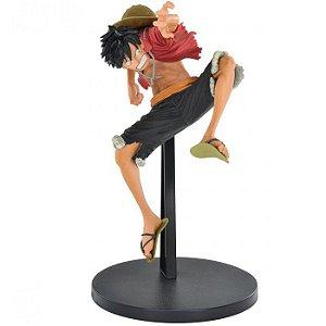 Monkey D. Luffy One Piece Stampede Movie King Of Artist Banpresto