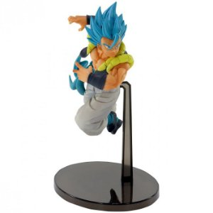 Gogeta Super Sayajin Blue Dragon Ball Super Chosenshiretsuden Banpresto