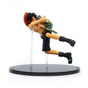 Figure One Piece Ace D. Portgas Colesseum 4 Banpresto