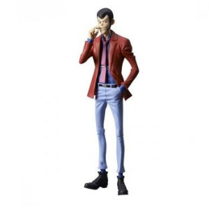 Lupin - Lupin The Third Part5 Master Star Piece Banpresto