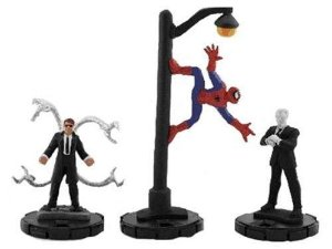 Homem Aranha Spiderman Battle Pack Marvel HeroClix Classics Neca WizKids