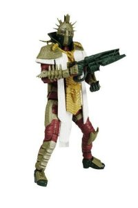 Marauder Officer - Red Faction Armageddon Gamestars Collectibles Unimax