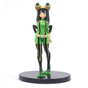 Tsuyu Asui (Froppy) - My Hero Academia Age Of Heroes Banpresto
