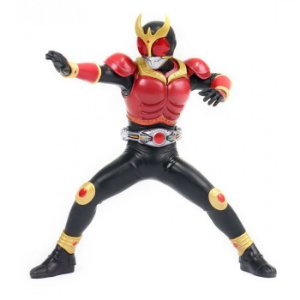 Kamen Rider Kuuga - Mighty Form Banpresto
