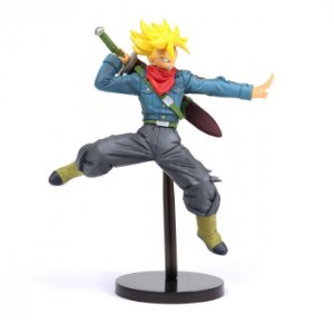 Trunks Super Sayajin - Dragon Ball Super Chosenshiretsuden Ii Banpresto