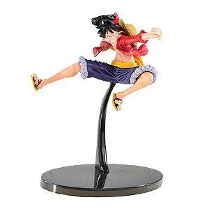 One Piece Monkey D. Luffy Sculture Colosseum VI Banpresto