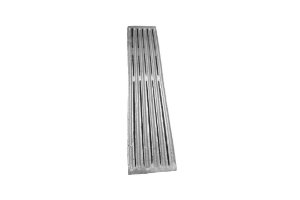Grelha para Fogão a Lenha N° 5 em Ferro Fundido - 23,5 x 45 cm