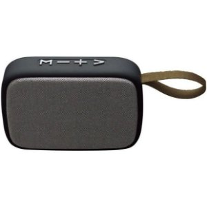 Caixa De Som Bluetooth Sem Fio EO650 Cinza - Evolut
