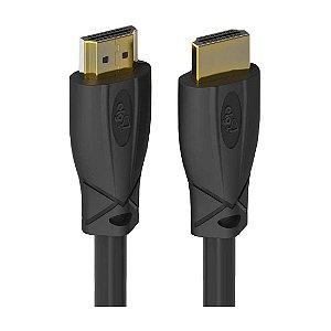 Cabo Hdmi 3D Ready 4K UltraHD com Ethernet HS20100 - Elg