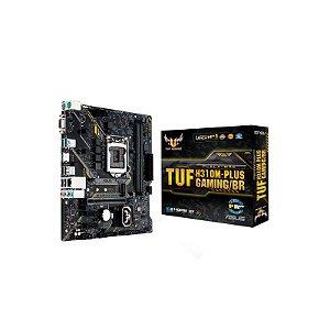 Placa Mãe Asus H310M-PLUS Tuf Gaming Coffee Lake - Asus