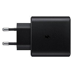 Carregador de Parede Samsung Super Fast Charging 2.0 EP-TA845XBPGBR Preto - Samsung