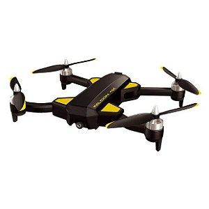 Drone Falcon Gps Câmera 4K Gimbal Fpv 550M 20Min ES355 - Multilaser
