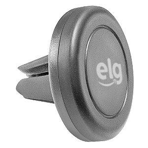 Suporte Veicular Magnético HECH-02 Preto - Elg