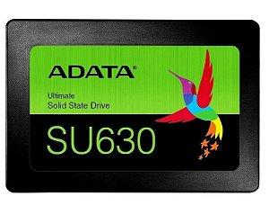 SSD Adata SU630 480gb Sata 3 ASU630SS-480GQ-R - Adata
