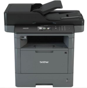 Impressora Multifuncional Laser DCPL5652DN Preto - Brother