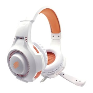 Headset Gamer Oex Game Gorky Multiplataforma HS 413 Branco  - Oex