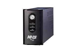 Nobreak Mini III Extendido 1000Va Bivolt Bateria Selada 5AH - NHS