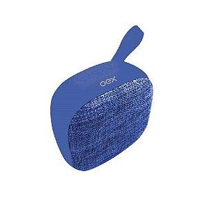 Caixa de Som Speaker Wee Oex Para Computador SK413 Azul - Oex